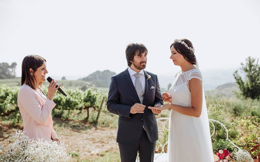 ALBA & SERGIO (MIRADOR DE LES CAVES) - Testimonios - Bodas con Encanto - Eva Sánchez Oficial