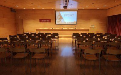 CONFERENCIA GRATUITA EN AUDITORI TECLA SALA (L'HOSPITALET)