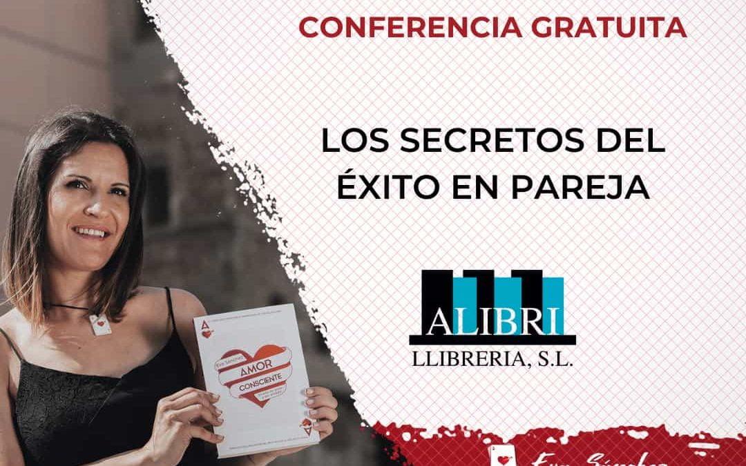 CONFERENCIA GRATUITA EN LIBRERÍA ALIBRI (BARCELONA) - Eventos - Eva Sánchez Oficial