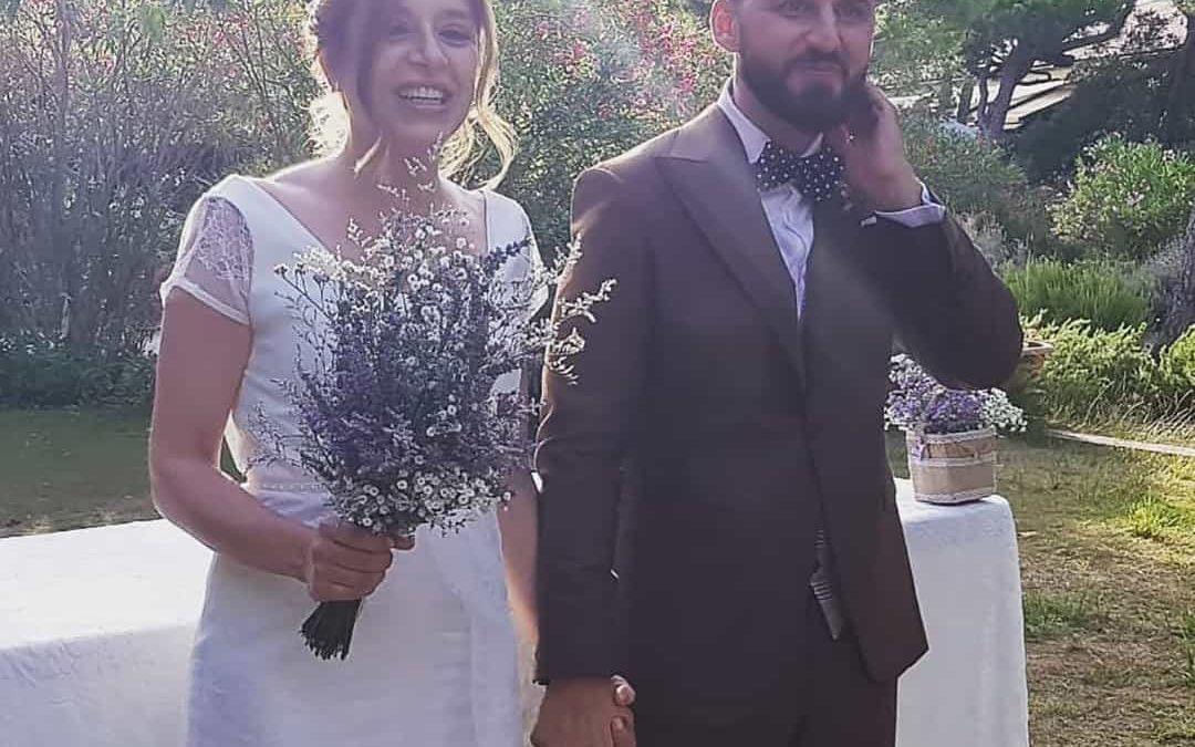 Carol & Miguel (RESTAURANT LES MARINES) - Testimonios - Bodas con Encanto - Eva Sánchez Oficial