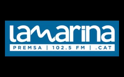 Logo La Marina - Medios comunicación - Amor Consciente - Eva Sánchez Oficial