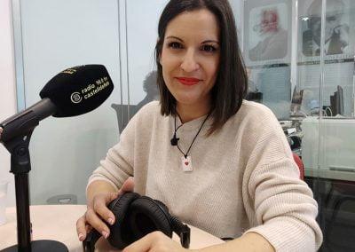 RAC 1 - Medios comunicación - Amor Consciente - Eva Sánchez Oficial