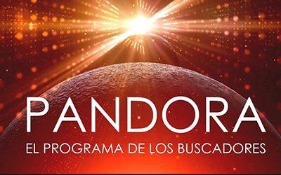 Logo Pandora - Medios comunicación - Amor Consciente - Eva Sánchez Oficial