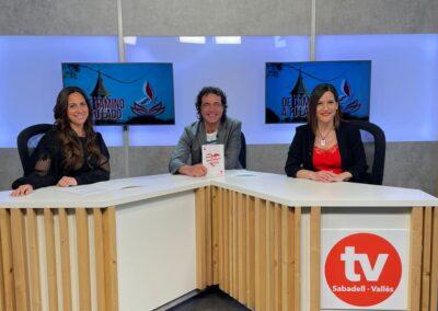 TV Sabadell - Medios comunicación - Amor Consciente - Eva Sánchez Oficial